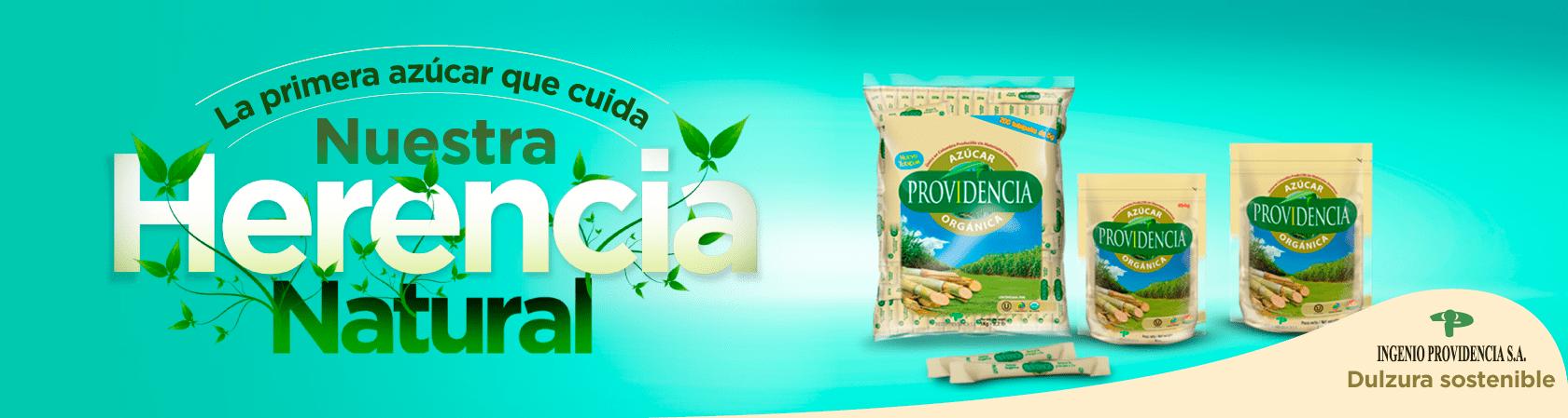 Providencia azúcar orgánica
