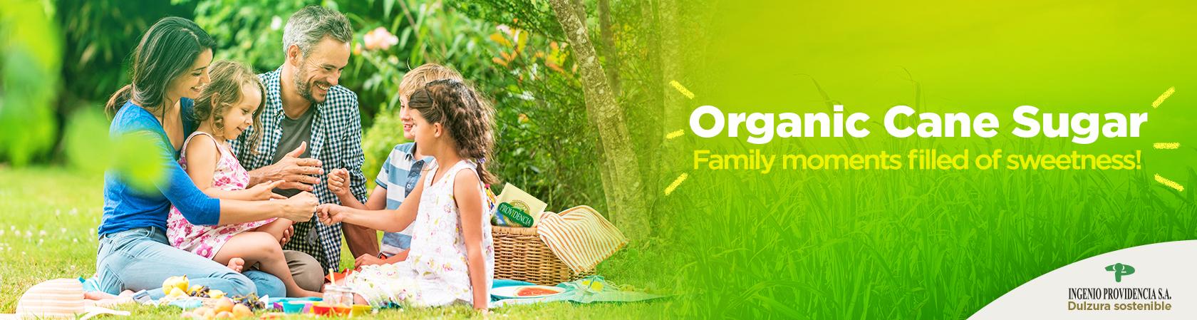 Azúcar Orgánica – Momento en Familia_en